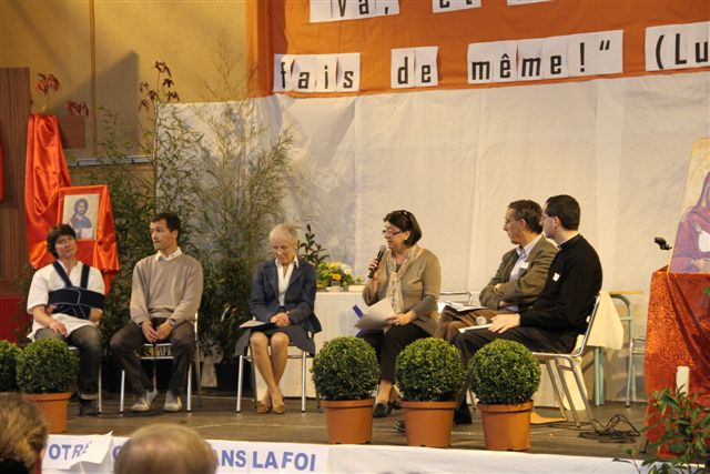 "Table ronde ""Oser l'Evangile"""
